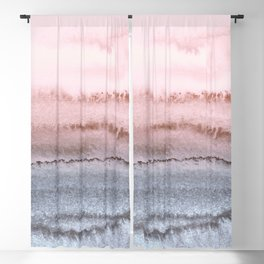 WITHIN THE TIDES - SCANDI LOVE Blackout Curtain