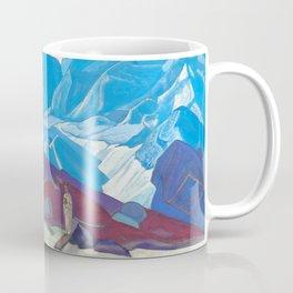 Nicholas Roerich - From Beyond - Digital Remastered Edition Coffee Mug