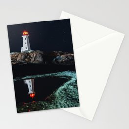 Puddle of Light Stationery Cards