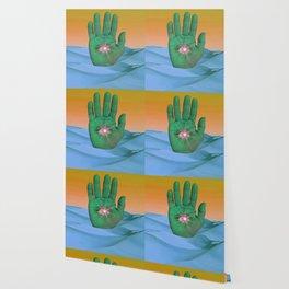 Mystical Gesture Wallpaper