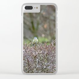 On the Thicket. Clear iPhone Case
