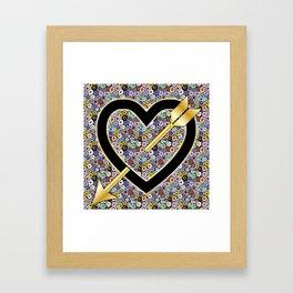 Innamorato Framed Art Print