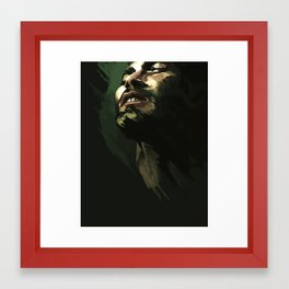 The hale with this Framed Art Print