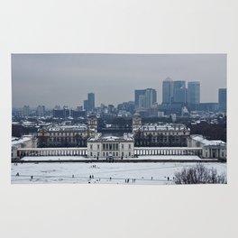 Greenwich Snow Rug