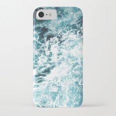 Sea Waves iPhone 7 Slim Case