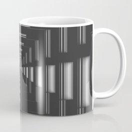 Infinity in Chrome Coffee Mug