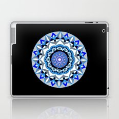 My Peace Mandhala | Secret Geometry | Energy Symbols Laptop & iPad Skin