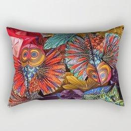 The Koi Rectangular Pillow