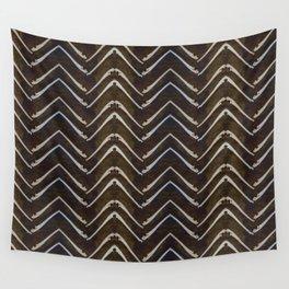 Bone Chevron Wall Tapestry