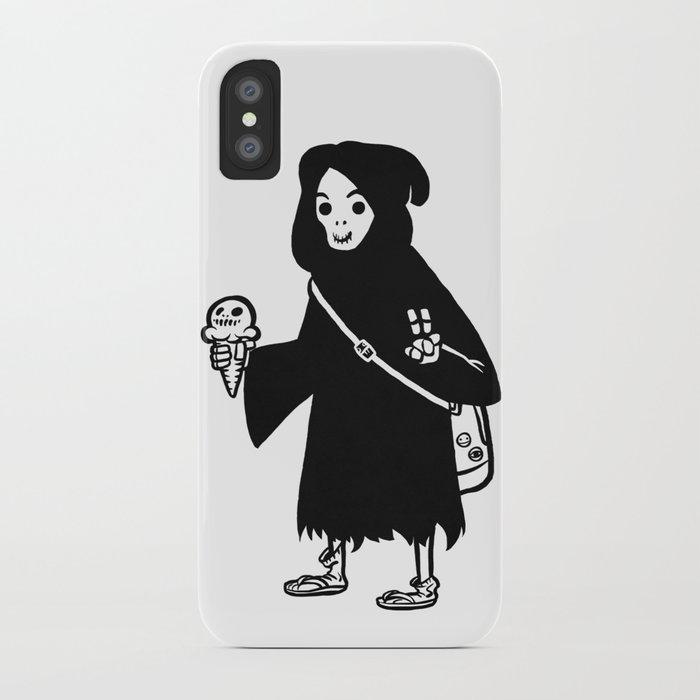 Chill Reaper iPhone Case