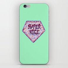 Super Nice iPhone & iPod Skin