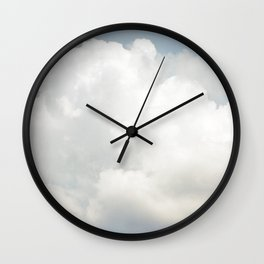 Beautiful Clouds V10 Wall Clock