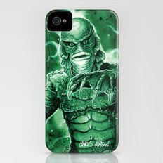 Creature from the Black Lagoon Slim Case iPhone (4, 4s)