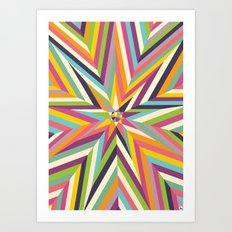 Star Power 1 Art Print
