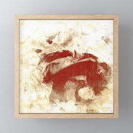 Bucephalus Framed Mini Art Print