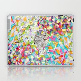 Pattern x Dog  Laptop & iPad Skin