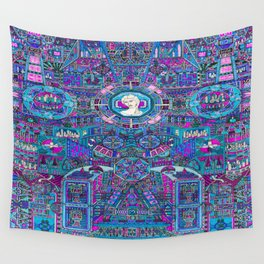 Aphrodite Wall Tapestry