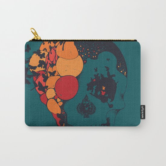 Beautiful Decay Carry-All Pouch