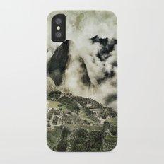 Machu Picchu, Peru Slim Case iPhone X