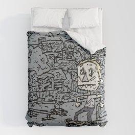 Manual pad Comforters