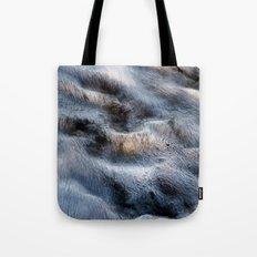Wavy sea Tote Bag