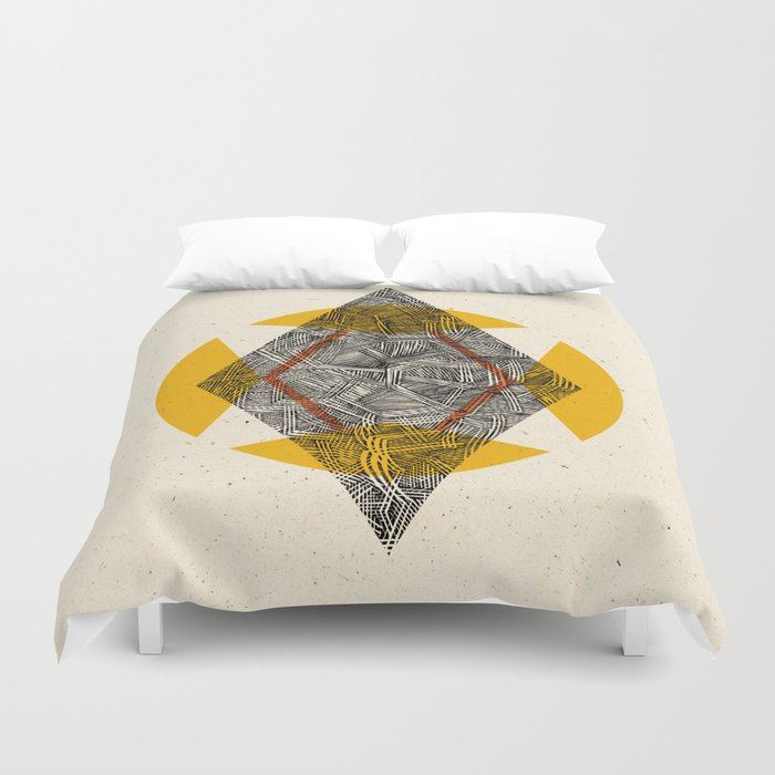 - believe in you - Duvet Cover