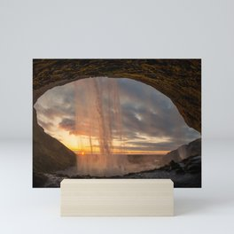 Seljalandsfoss I Mini Art Print