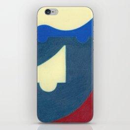 Blue Earth iPhone Skin