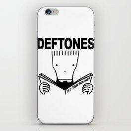 Descentones iPhone Skin
