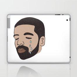 drake crying Laptop & iPad Skin