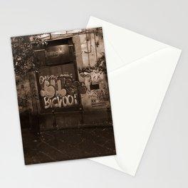 Napoli Street Stationery Cards