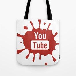 youtube youtuber - best designf or YouTube lover Tote Bag