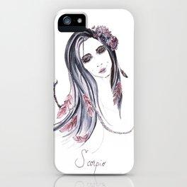 Scorpio iPhone Case