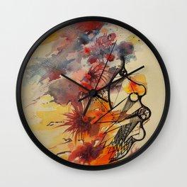 face2 Wall Clock