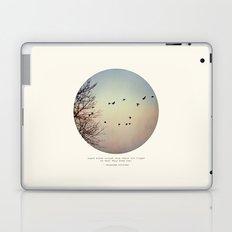 Caged Birds Laptop & iPad Skin
