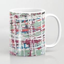 Crisscrossing Coffee Mug