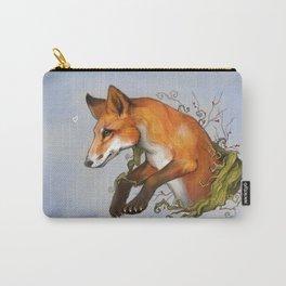 Adventurous fox Carry-All Pouch