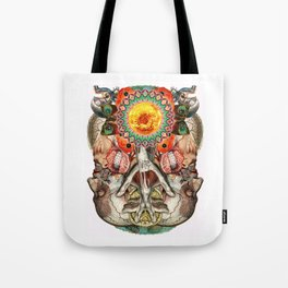 Losing the Human Form (Part 2) Tote Bag