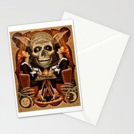 Ouija Twins Stationery Cards