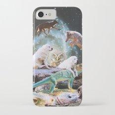 Cosmic Creatures iPhone 7 Slim Case