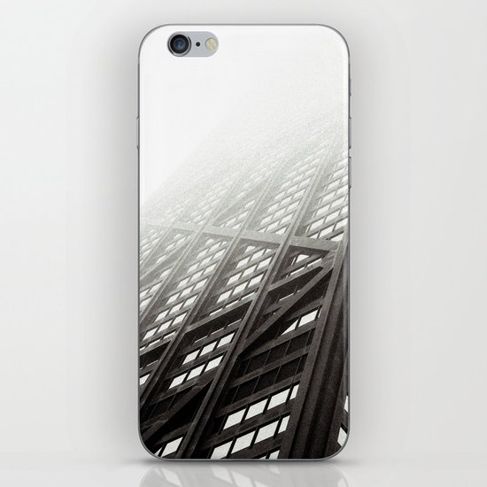 Chicago Hancock Tower iPhone & iPod Skin