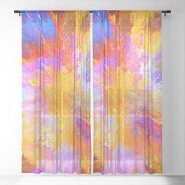 Popla Sheer Curtain