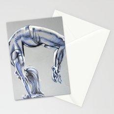 Bend Over Backwards Stationery Cards