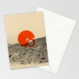 Symbol of Chaos Invert version Stationery Cards