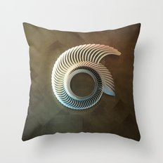 eolith Throw Pillow