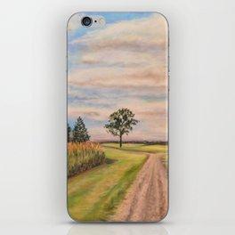 Sky High iPhone Skin
