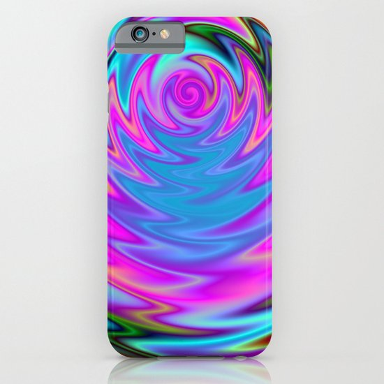 Psychedelic 60s iPhone & iPod Case