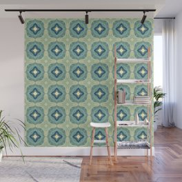 Gemstone Pattern No. 5 Wall Mural