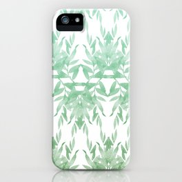 My Botanical Garden iPhone Case