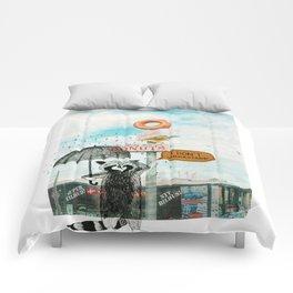 Postmodernism Zine Comforters